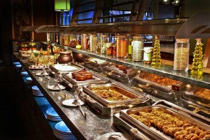 buffets are beautiful things