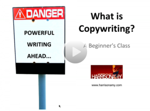 Beginner copywriting