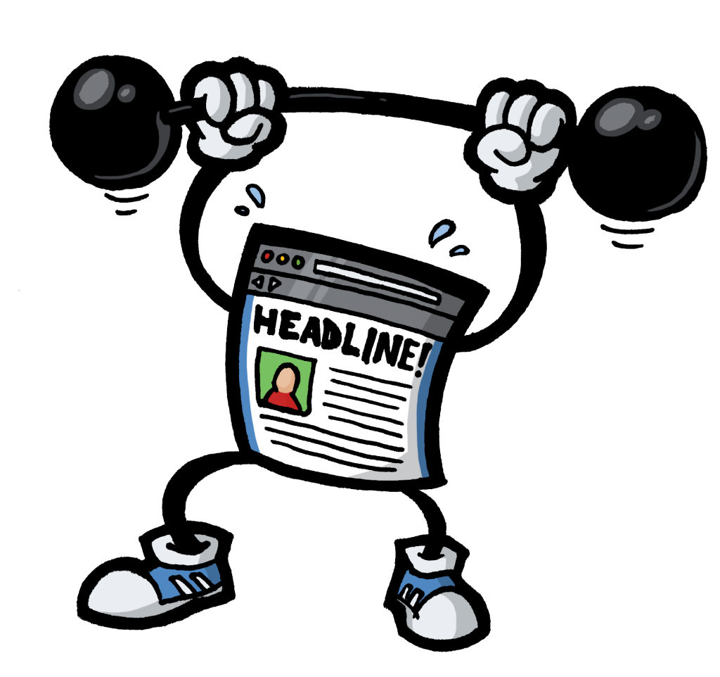 Hard-working headlines for your sales page or blog post...