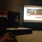 Talking in Austin TX about Business Women Using Humour (Should They?)