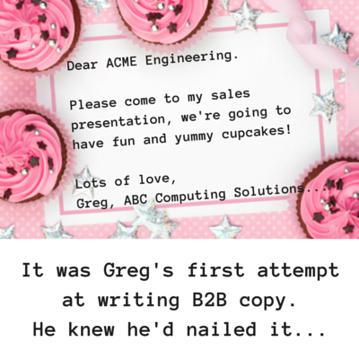Greg wasn't sure if he was being too