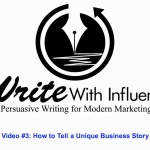Free Video Training: How To Tell A Unique Business Story