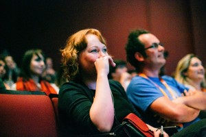 Lots of laughs at the Call-to-Action conference in Vancouver