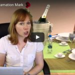 AmyTV #35: What Happens When You Use Exclamation Marks in Marketing…