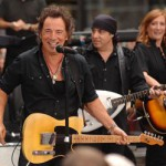 Springsteen Philosophy – Don't let the past eat you up.