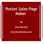 Free Download: Pocket Sale-Page Maker