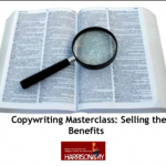 Copywriting: Selling the Benefits Step-by-Step